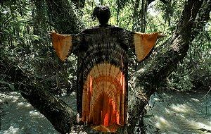 kimono mãe terra sol