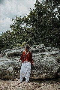 calça saruel tribal