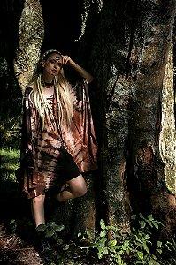 vestido ponterio terroso
