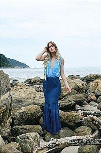 vestido deusa dos mares