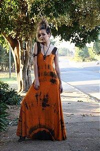 vestido brasa