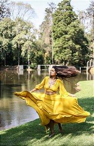 saia rainha das águas doces