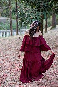 blusa violet