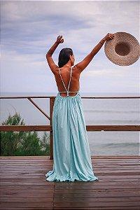 vestido sentidos do mar