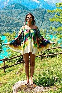 blusa asas Maya