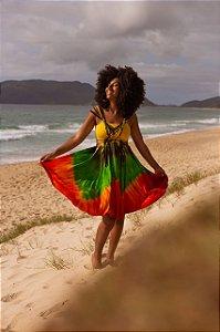 jardineira sem costura reggae