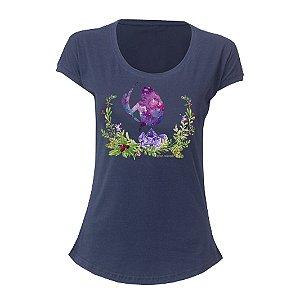 camiseta feminina signo Sagitario