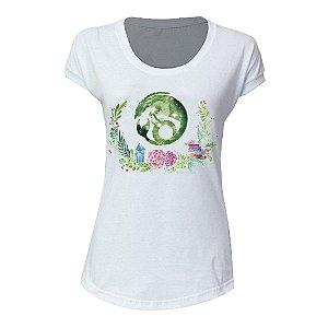 camiseta feminina signo Capricornio