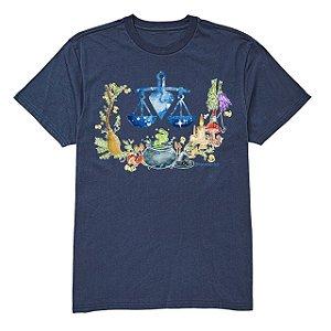 camiseta masculina signo Libra