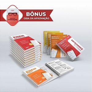 Kit MS Box ENEM 2022 - Todas as Apostilas e Livros do Me Salva!