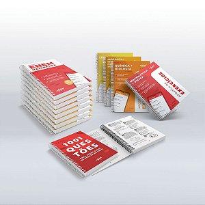 Kit 13 Apostilas para o ENEM 2020 - Teóricas e de Exercícios