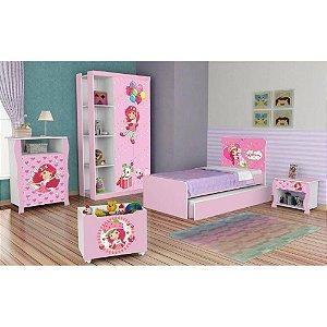 Dormitório Moranguinho