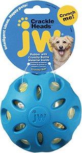 Bola JW Crackle Heads Azul M