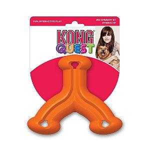 Brinquedo Kong Quest Wishbone G