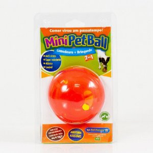 Brinquedo Pet Games Pet Ball PP