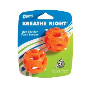 Bola Chuckit Breathe Right P - Pack com 2