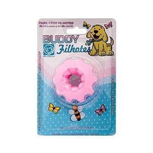 Bola Buddy Toys Recheável Mini Bolt Rosa