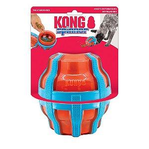 Brinquedo Dispensador de Ração e Petisco Kong Treat Spinner G