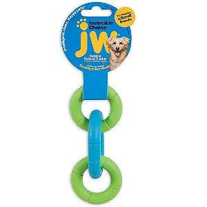Brinquedo Cabo de Guerra p/ Cães JW Mini Invincible Chains