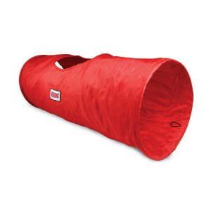 Tunel Interativo p/ Gatos Kong Cat PlaySpaces Tunnel Red