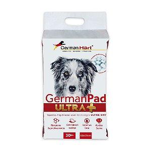 Tapete Higiênico GermanPad Ultra+ 30 unidades German Hart