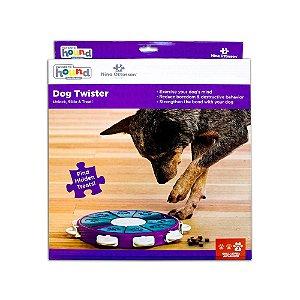 Brinquedo Interativo p/ Cães Nina Ottosson Dog Twister