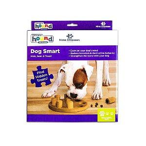 Brinquedo Interativo p/ Cães Nina Ottosson Dog Smart Wood