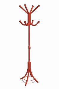Mancebo Lux Vermelho - 30 x 155 x 30 cm