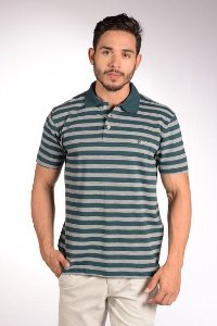 Camiseta Polo Tradicional Grena - Ref 3045