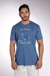 Camiseta Tradicional Malha - Ref 1306