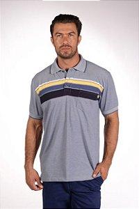 Camiseta Polo Piquet Tradicional - Ref 3099