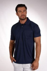 Camiseta Polo Malha Tradicional - Ref 3449