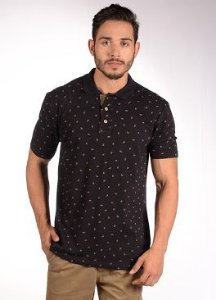 Camiseta Polo Piquet Street - Ref 3021