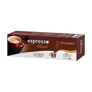 Café Espresso Blend Chocolate - 10 Cápsulas (Nespresso)