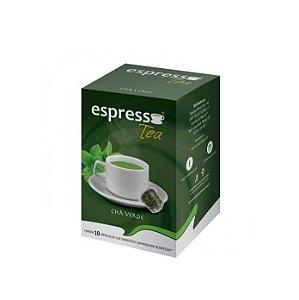 Chá Espresso Blend Chá Verde - 10 Cápsulas (Nespresso)