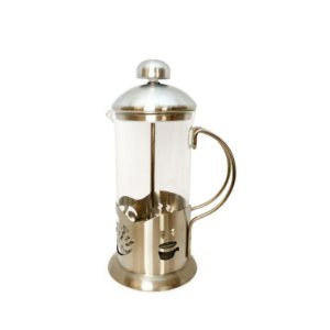 Cafeteira Francesa Coffee Plunger (350ml) - Silver Line