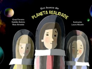 Livro Em busca do Planeta Realidade