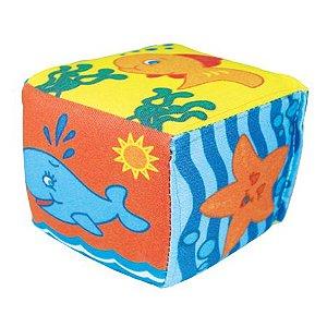 Cubo Pequeno Fundo do Mar - Ciabrink