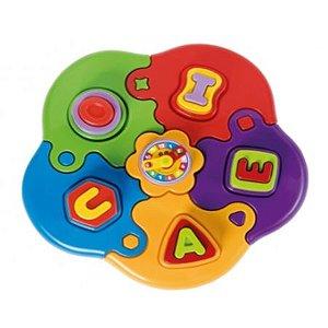 Quebra-Cabeça Puzzle Mania Letras - Calesita