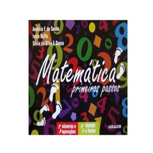 Coleção Matemática Primeiros Passos 1º ao 5º Ano - Rideel