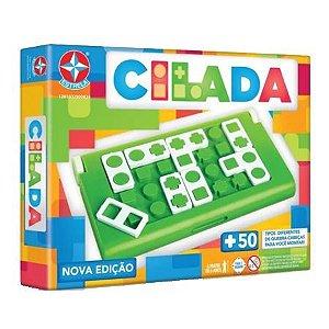 Jogo Quebra-cabeça Cilada - Estrela