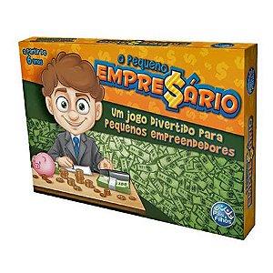 Jogo O Pequeno Empresário - Pais & Filhos