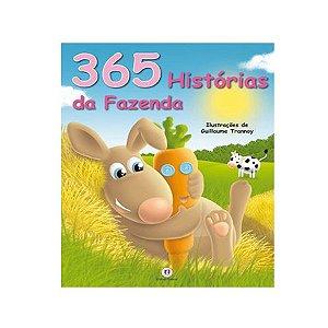 Livro 365 Histórias da Fazenda - Ciranda Cultural