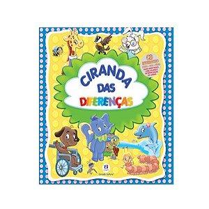 Ciranda das Diferenças Vol. 1 com 10 Livros + 10 Cds - Ciranda Cultural
