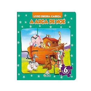 Livro Quebra-cabeça A Arca de Noé - Blu Editora