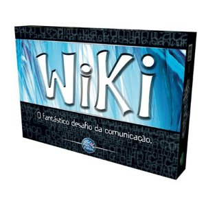 Jogo Wiki Top Line Desafio da Comunicação - Pais & Filhos
