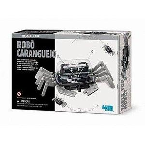 Robô Caranguejo - 4M
