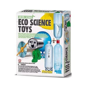Eco Science Toys  - 4M