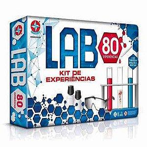 Kit de Experiência Lab 80 - Estrela