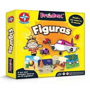 Brainbox Figuras - Estrela